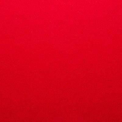 Stoff Wollfilz rot