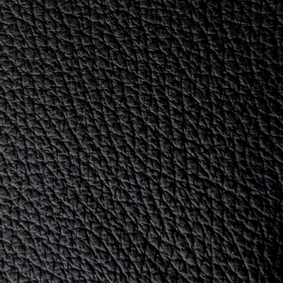 Leder R6405 schwarz