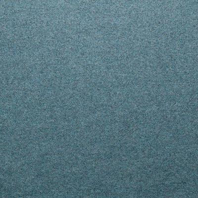 Stoff Wollfilz blaugrau